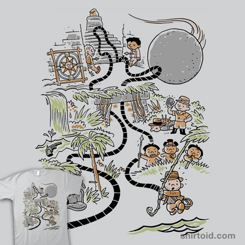 Henry's Jungle Adventure