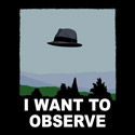 I Want to Observe