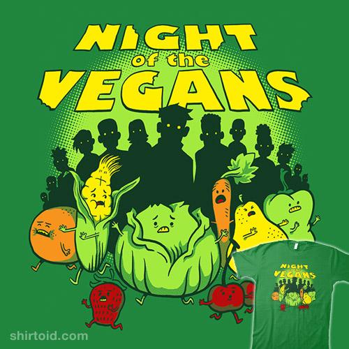 Night of the Vegans