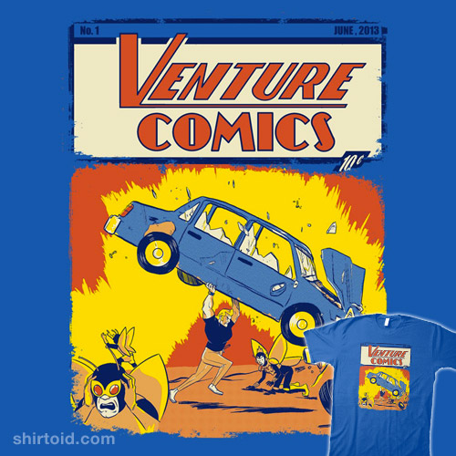 Venture Comics