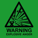 Warning: Explosive Anger