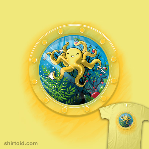 Cephalopod's Garden