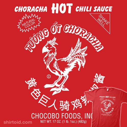 Choracha Hot Sauce