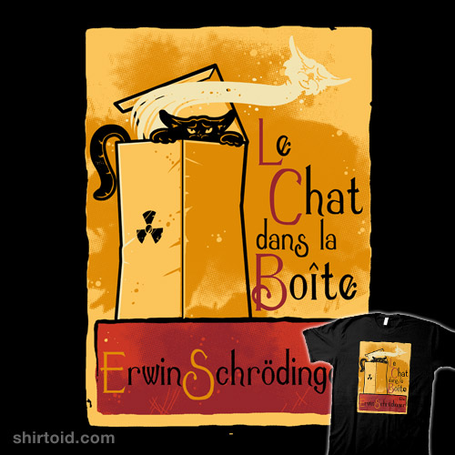 Le Chat dans la Boite