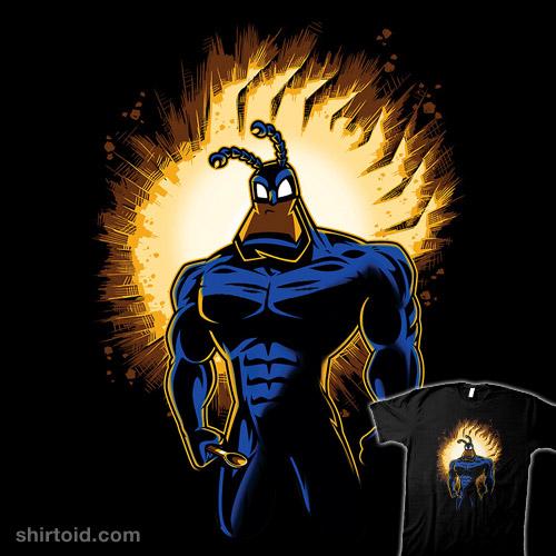 The Dark Mite Rises