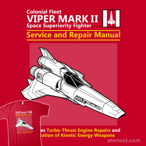 Viper Mark II Service and Repair Manual