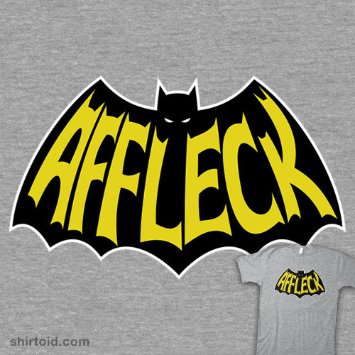 Affleck: The Dark Horse RISES!