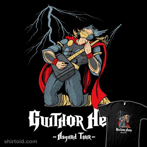 GUITHOR HERO