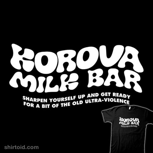 Korova Milk Bar