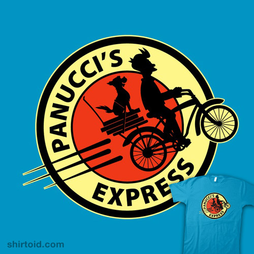 Panucci's Pizza!