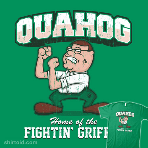 Quahog Fightin' Griffin
