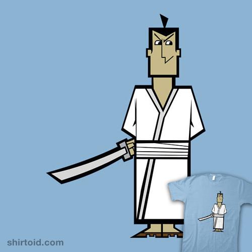 samurai utonium shirtoid