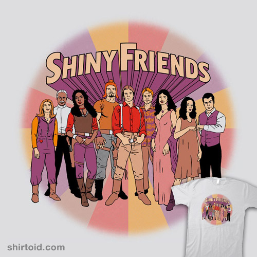 Shiny Friends