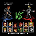 Super 80's Good vs Evil