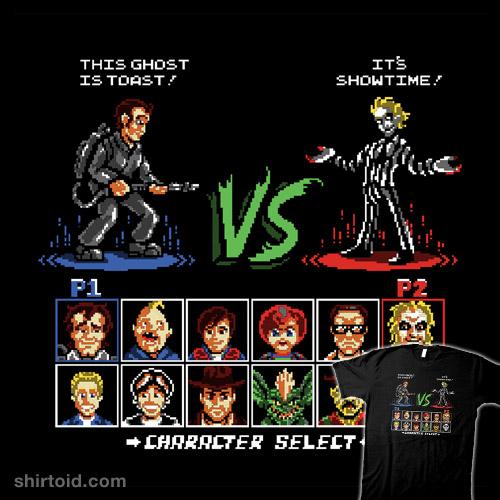 Super 80's Good vs Evil