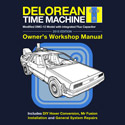Delorean Schematic Shirtoid
