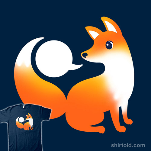 What Does A Fox Say?