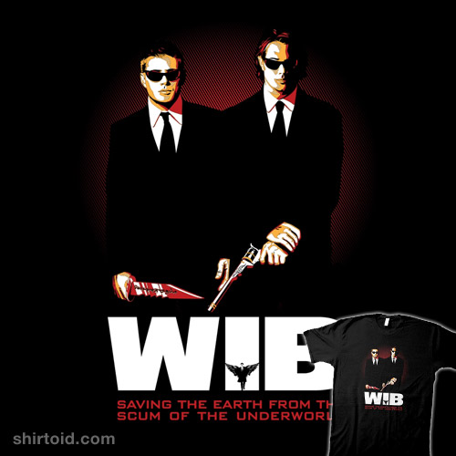 Winchesters in Black