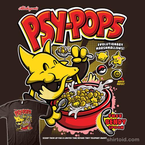 Psy-Pops