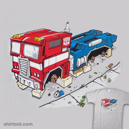 Rims Optimus Prime