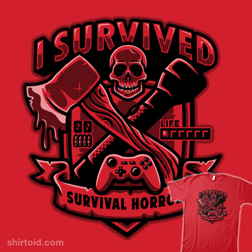 Survival Horror Crest