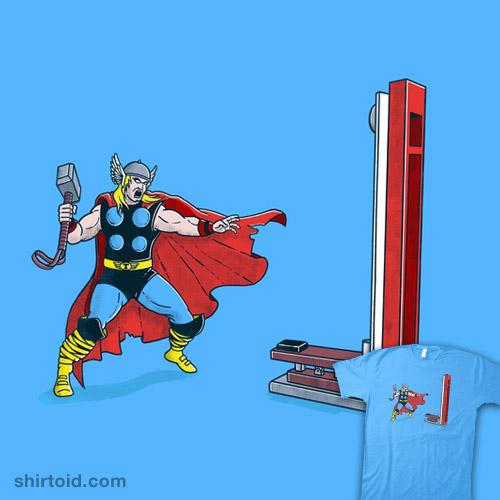 The Strongman Game Champion