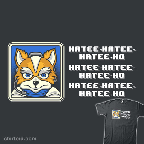 What Does Fox McCloud Say?