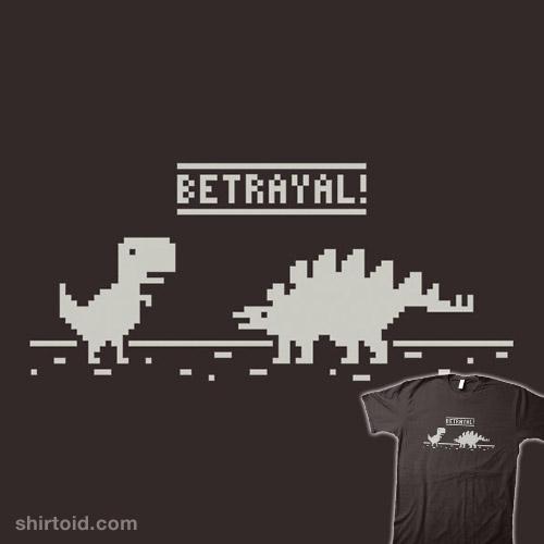 8-Bit Betrayal