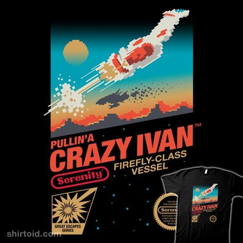Crazy Ivan