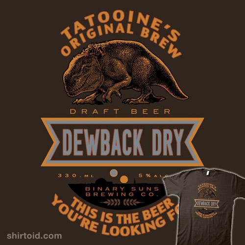 Dewback Dry