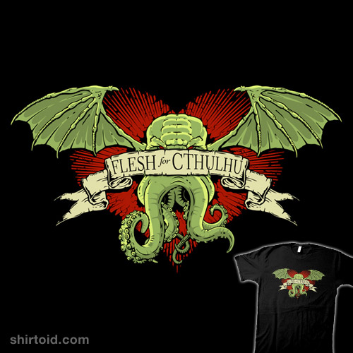 Flesh for Cthulhu