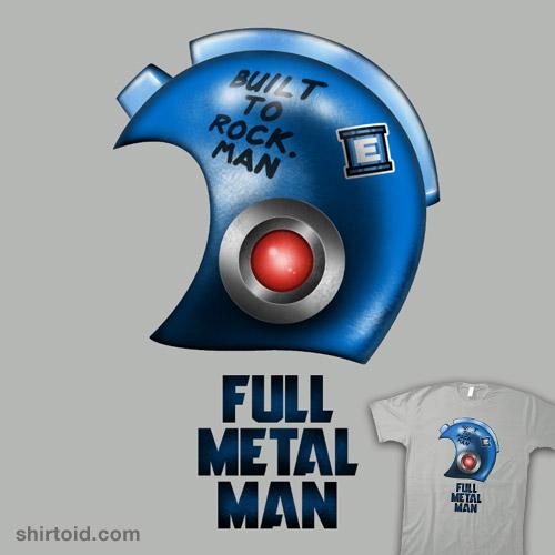 Full Metal Man