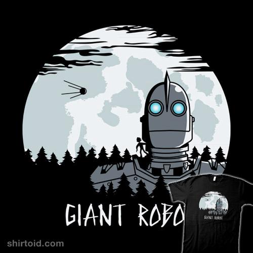 Giant Robot Shirtoid