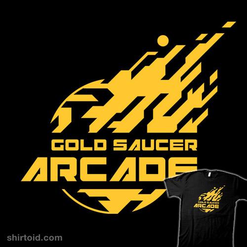 Gold Saucer Arcade