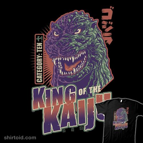 King of the Kaiju