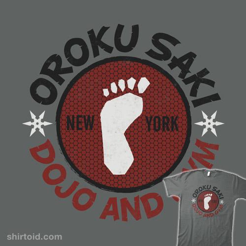 Oroku Saki Dojo and Gym