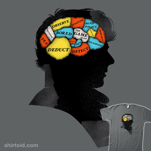 Sherlock Phrenology