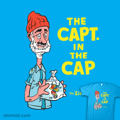 The Capt. in the Cap