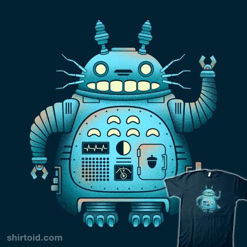 Totorobot!