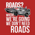 We Don't Need Roads!