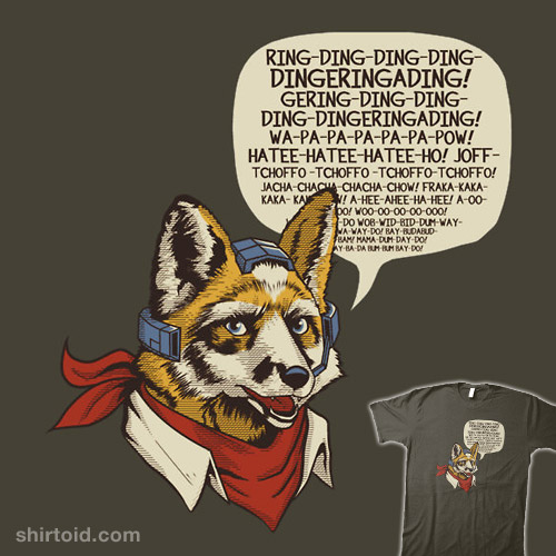 What Does the Star Fox Say?