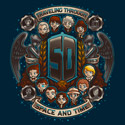50 Years of Time Lords