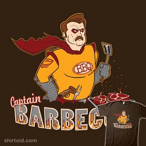 Captain Barbecue