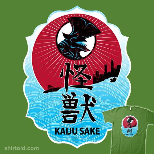 Kaiju Sake