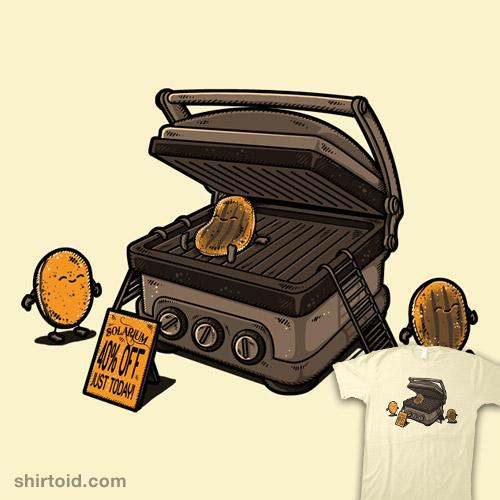 Pancake Solarium
