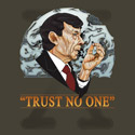 The Cigarette Smoking Man