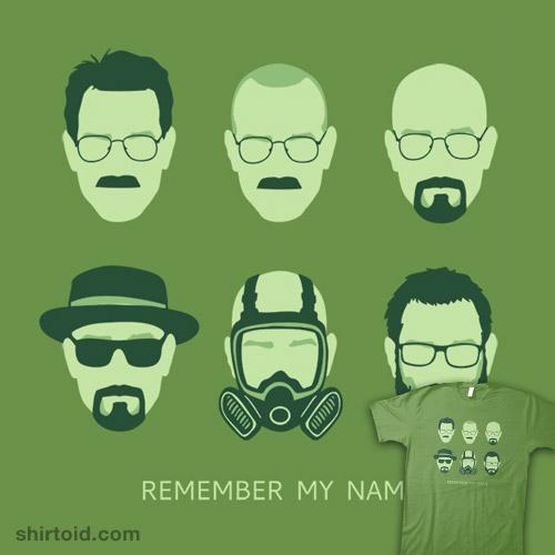 All Hail Heisenberg!