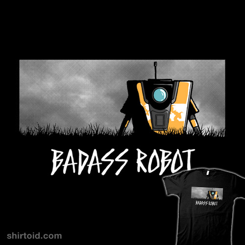 Badass Robot