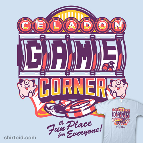 Celadon Game Corner