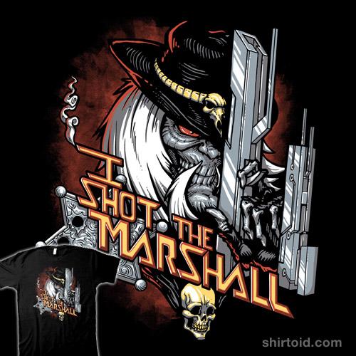 I Shot The Marshall